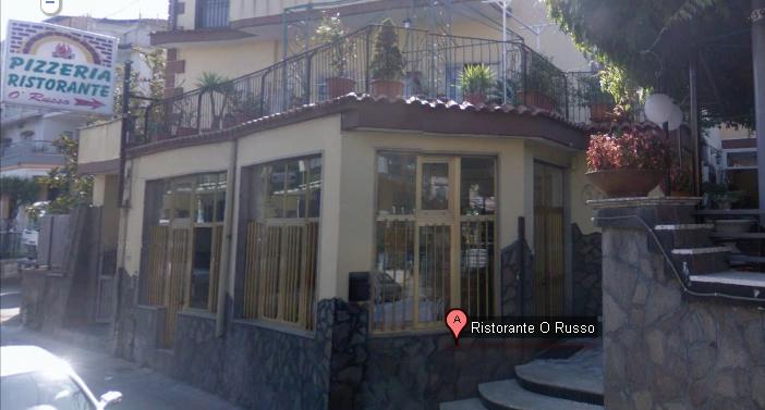 recensione ristorante pizzeria o 39 russo napoli da
