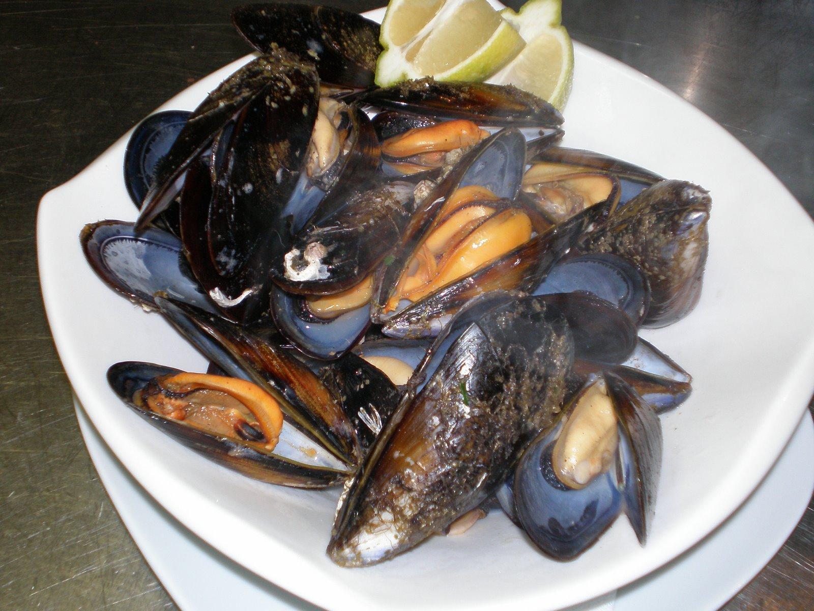 Ricetta impepata di cozze cucina napoletana napoli da viverenapoli da vivere - Ricette cucina napoletana ...