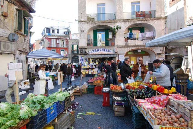 mercatino di antignano