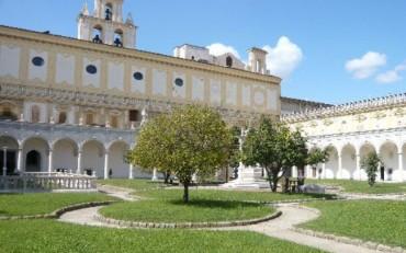 Visita guidata alla Certosa di San Martino sabato 20 settembre