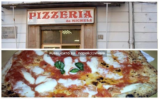 Antica Pizzeria Da Michele dal 1870