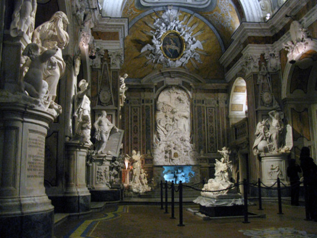 sansevero-cappella sette meraviglie di napoli