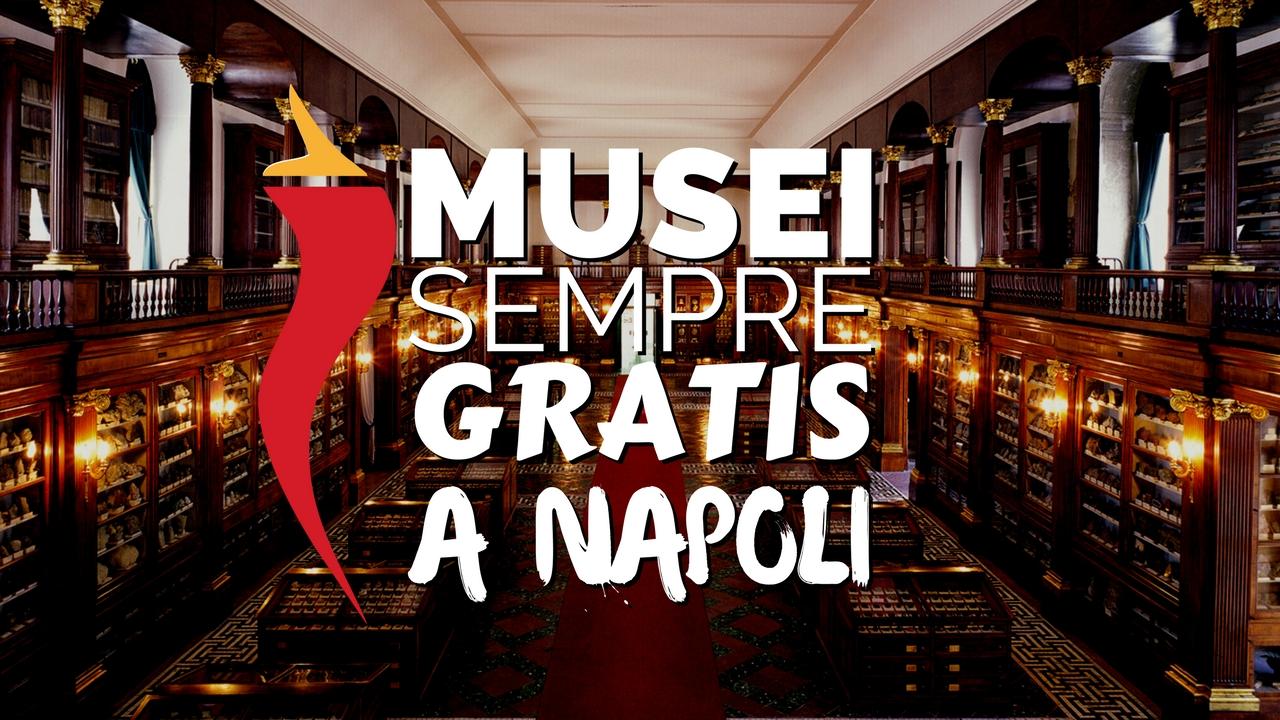 Per Sempre Arredamenti Napoli musei sempre gratis a napoli   napoli da vivere