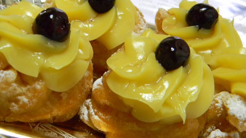 ricetta zeppole di san giuseppe cucina napoletana