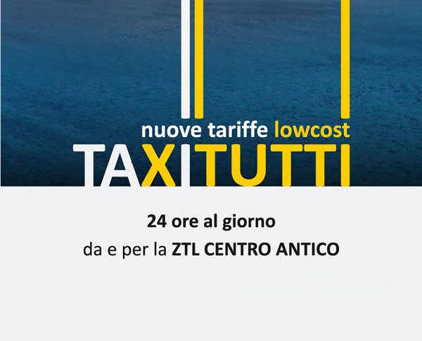 taxi low cost per tutti 6 e 8 euro per la ztl e zone limitrofe napoli da viverenapoli da vivere. Black Bedroom Furniture Sets. Home Design Ideas