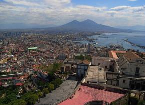 cosa fare a Napoli aprile