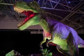 Days Of The Dinosaur napoli