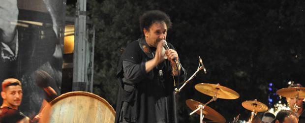 Enzo Avitabile arenile 2013