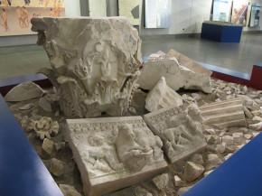 stazione università scavi archeologici