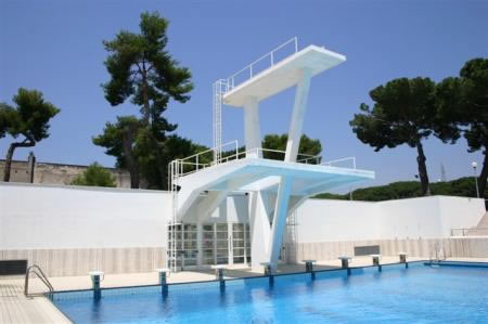 WeDo Wellness D'Oltremare piscina alla mostra d'oltremare