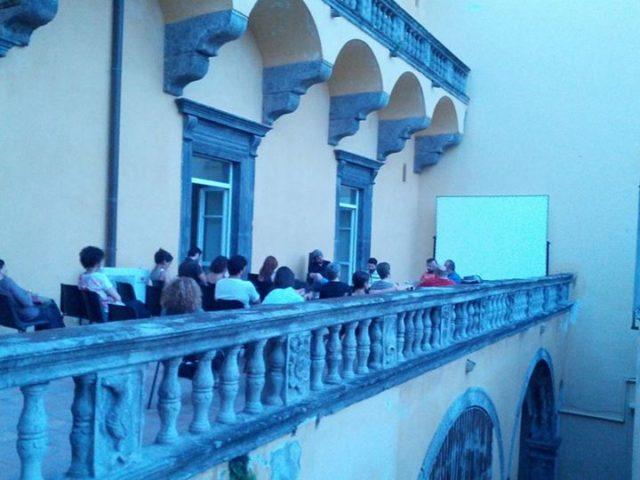 cinema in terrazza ex asilo filangieri