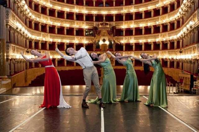 teatro san carlo estate 2013