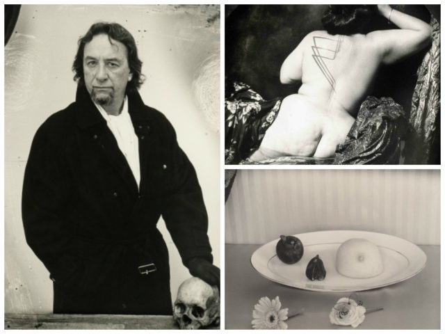 Joel Peter Witkin napoli