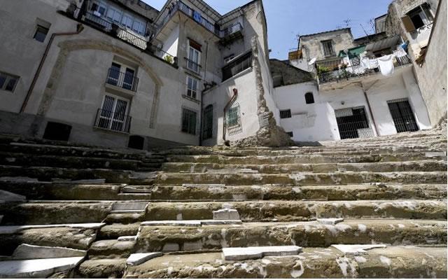 teatro romano di neapolis