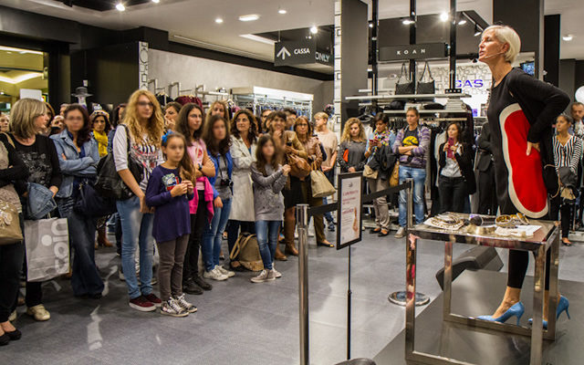 Abbigliamento di moda i vostri sogni coin casa napoli - Coin casa shop on line ...