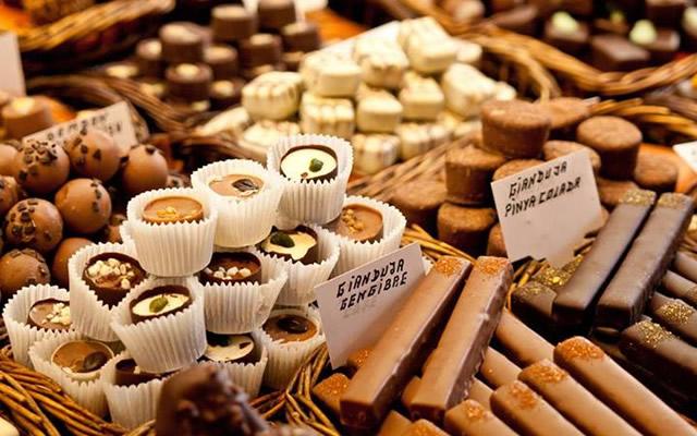 festival del cioccolato stazione marittima