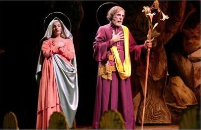 cantata dei pastori teatro trianon
