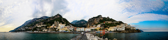 Amalfi. Foto (CC) di Tom Holbrook su Flickr