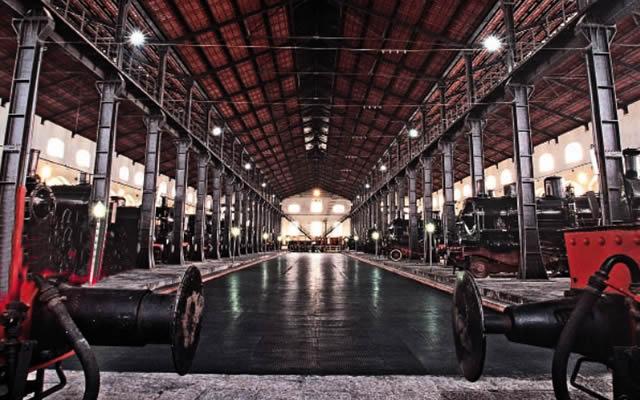 Film d'autore al Museo Ferroviario di Pietrarsa
