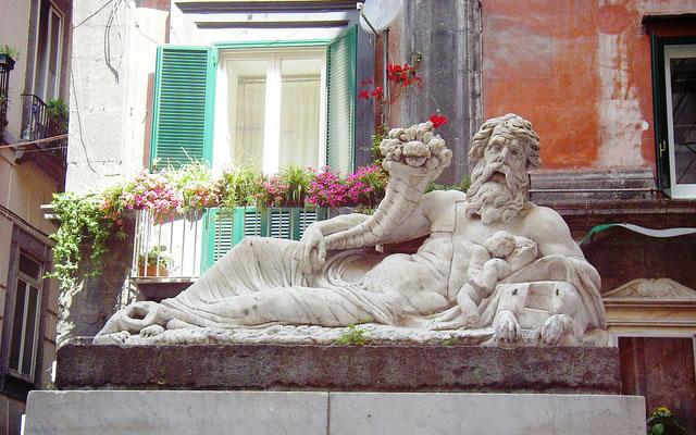 statua del nilo sfinge