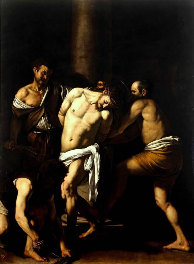 La Flagellazione di Cristo - Museo di Capodimonte