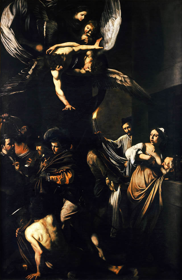 Le sette opere di Misericordia - Pio Monte della Misericordia