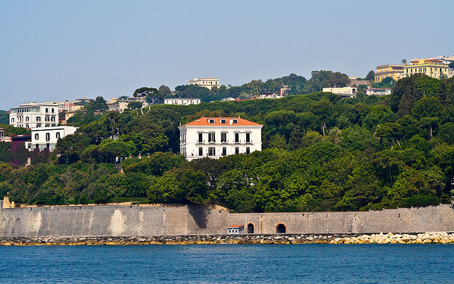 Villa rosebery guida napoli
