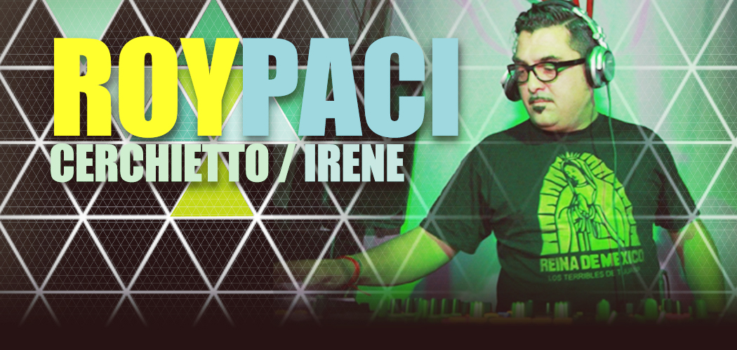 arenile reload ROY-PACI