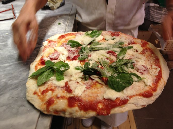 pizzeria fresco sul lungomare