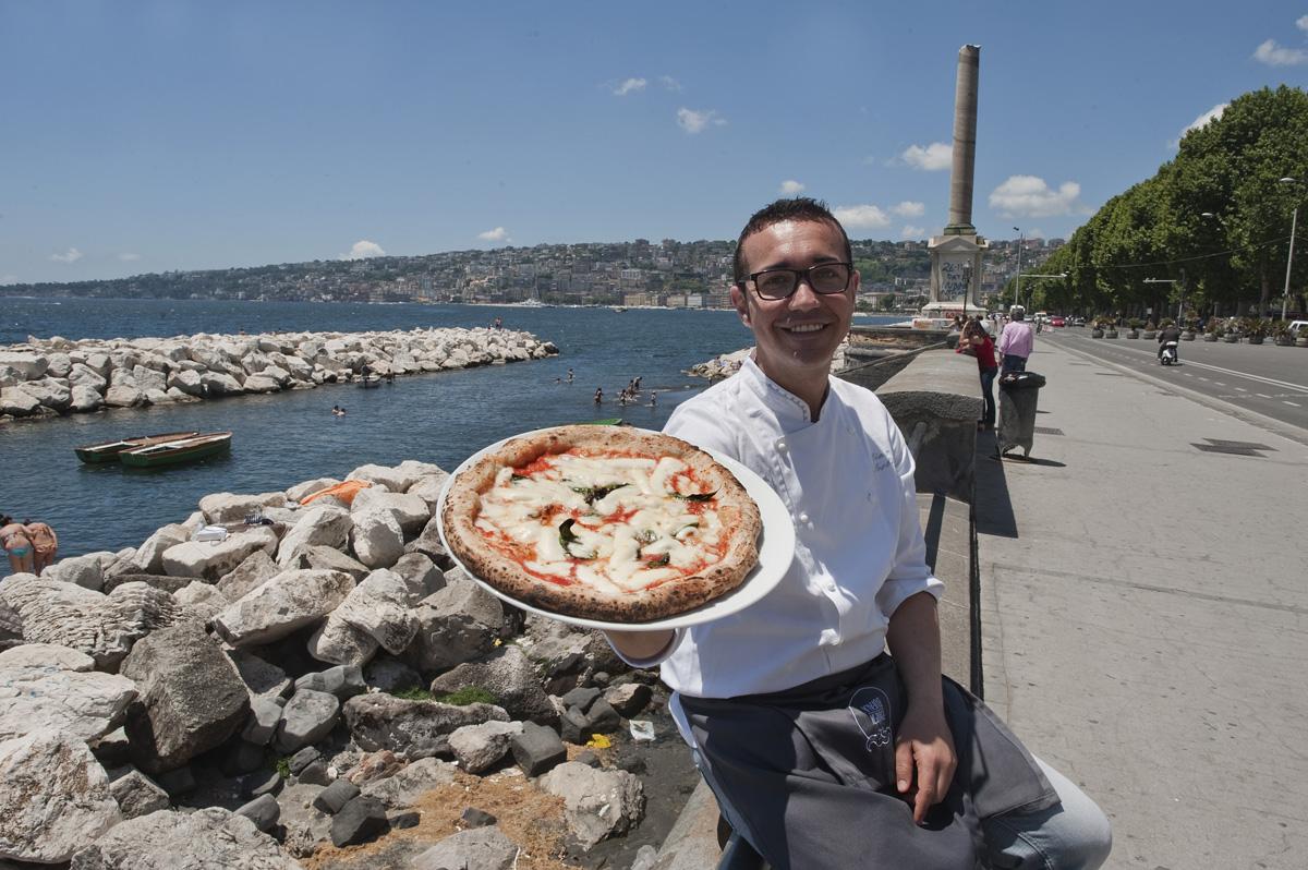 pizzeria lievito madre lungomare napoli
