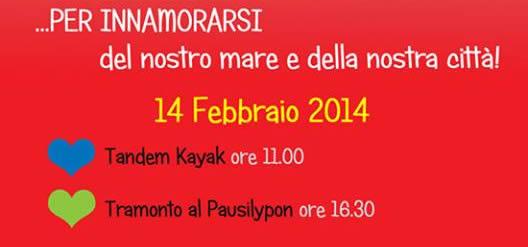 14 febbraio 2014 gaiola pausylipon