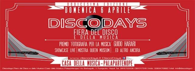 discodays 2014 napoli