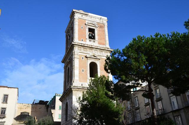 riapre il campanile di santa chiara