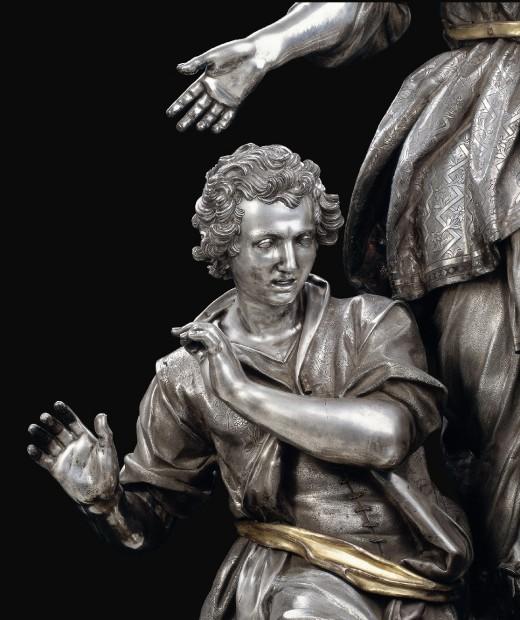 argenti museo del tesoro di san gennaro