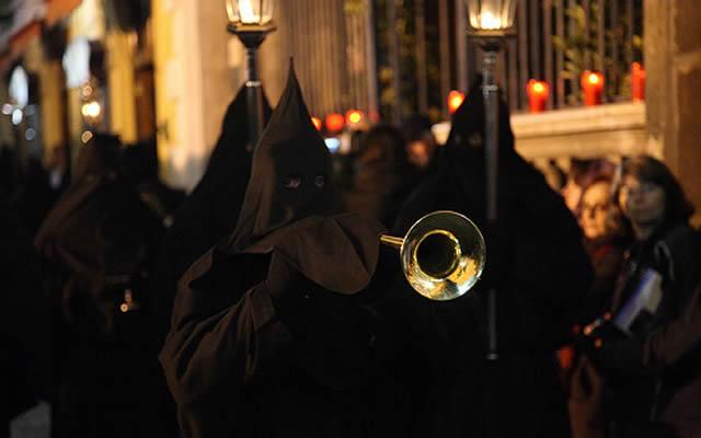 processioni del venerdì santo in campania