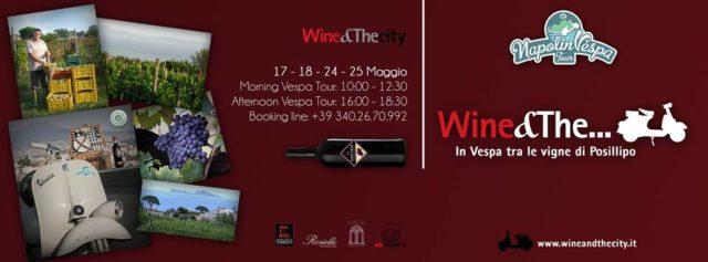wine vespa tour posillipo