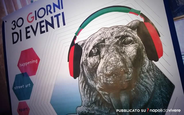 Giugno Giovani: 30 giorni di eventi a Napoli