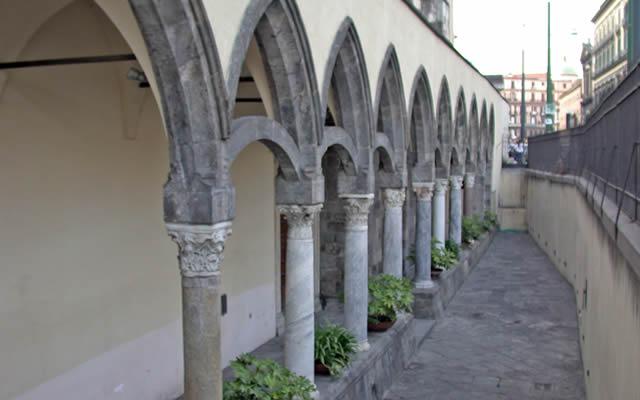 La Chiesa dell'Incoronata di via Medina riapre al pubblico