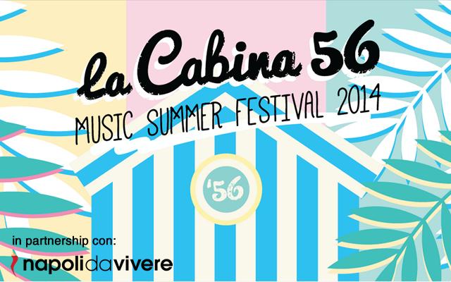 La cabina 56 il music festival sulla spiaggia di torre for Planimetrie della cabina della spiaggia