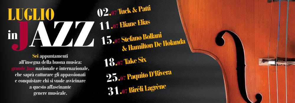 luglio in jazz 2014 centro campania