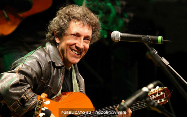 Eugenio Bennato in concerto all'Arenile Reload