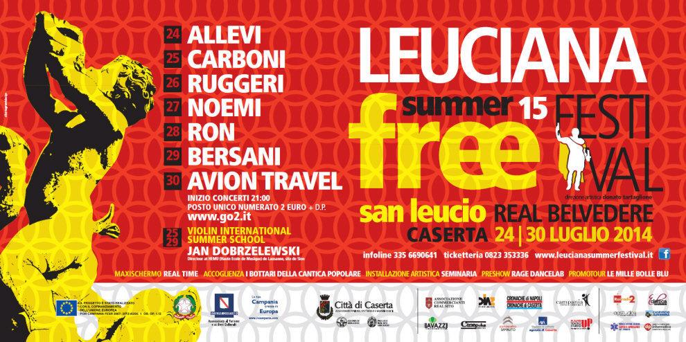 leuciana festival 2014