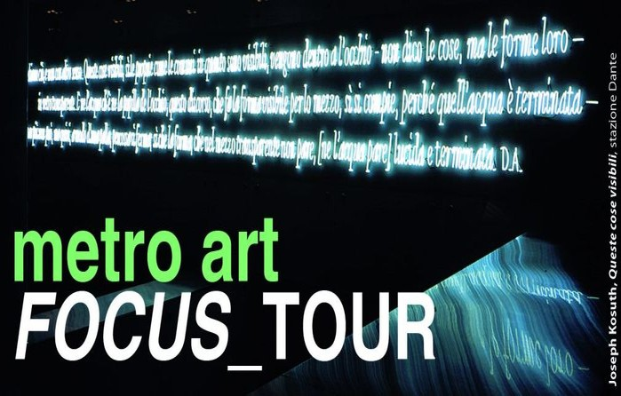 metro art focus tour