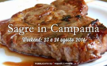5 sagre da non perdere per il fine settimana 23-24 agosto 2014