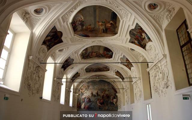 Animazione teatrale Cenerentola con Enzo Attanasio Convento di San Domenico Maggiore