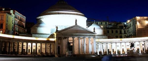 Silent Party in Piazza Plebiscito a Napoli  si balla sotto le stelle ... 069801b885ef