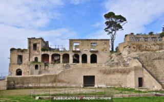 Gratis al Parco Archeologico di Pausilypon e alla Grotta Di Seiano
