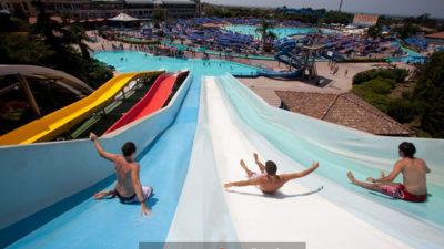 Magic World a Licola riaprirà come Pareo Park: è il più grande del sud Italia