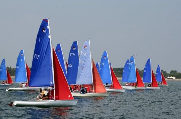 La grande vela giovanile dal 31 agosto al 2 settembre