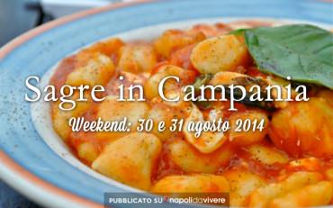 5 sagre da non perdere per il fine settimana 30-31 agosto 2014